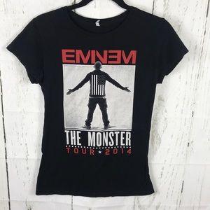 a6ad2832 Tops - Eminem 2014 concert tee size xl